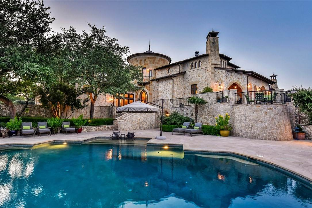 Residential for Sale at 2401 Portofino RidgeDrive Austin, Texas 78735 United States