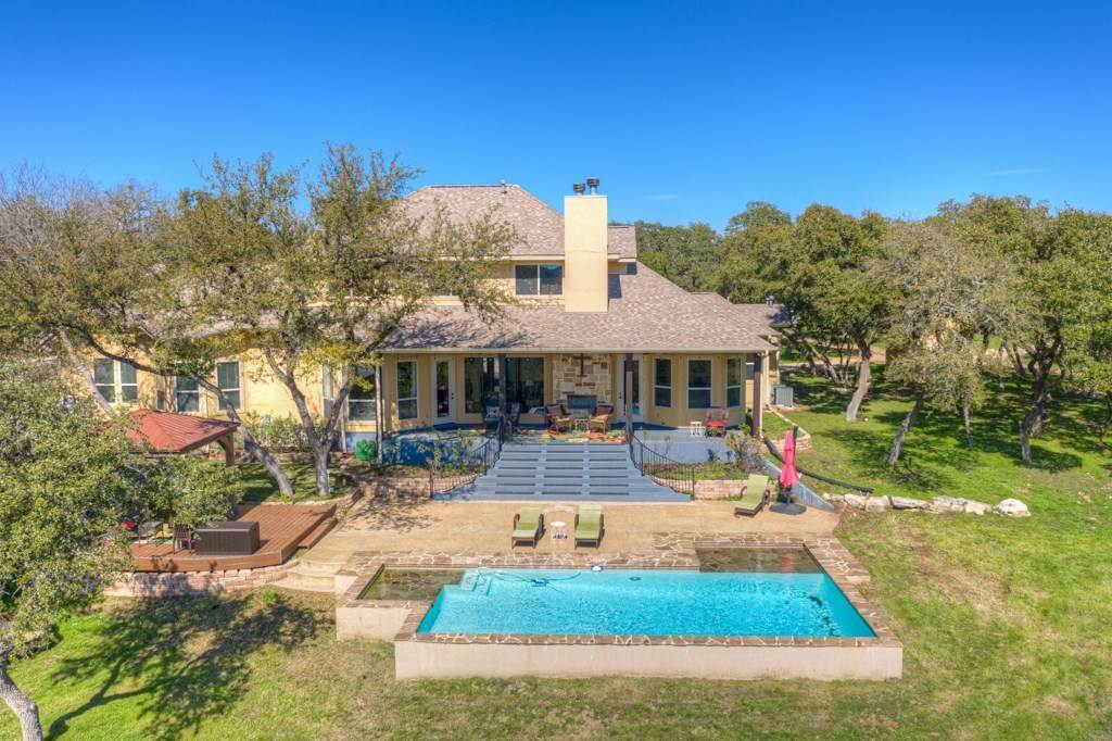 Residential for Sale at 1262 Elm CreekRoad New Braunfels, Texas 78132 United States
