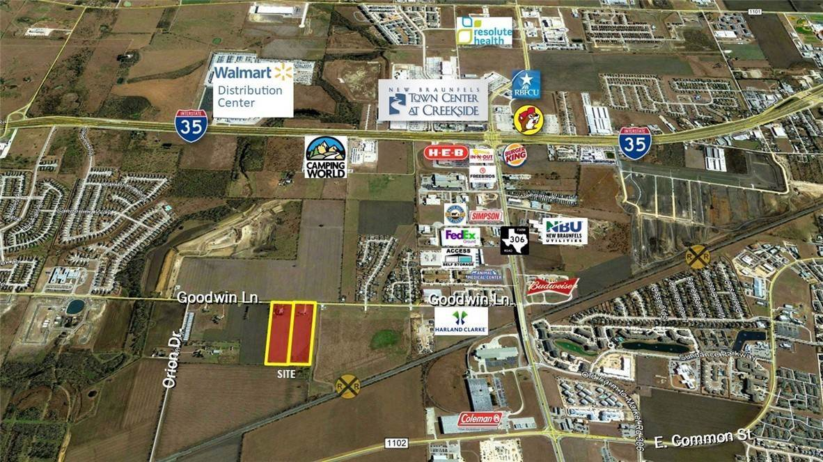 Commercial for Sale at 2725 & 2753 GoodwinLane New Braunfels, Texas 78130 United States
