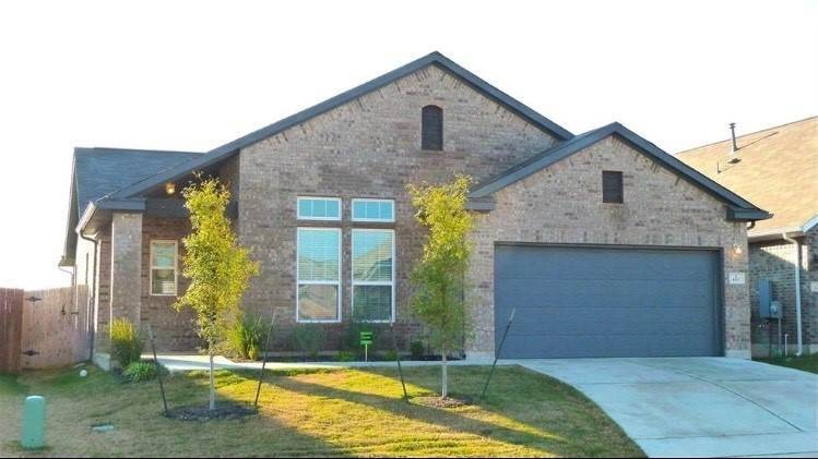 Residential Lease at 497 EsperanzaDrive Buda, Texas 78610 United States
