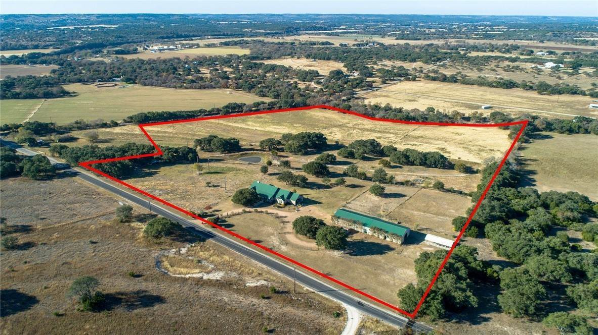 Residential for Sale at 2812 CottonwoodDrive Blanco, Texas 78606 United States