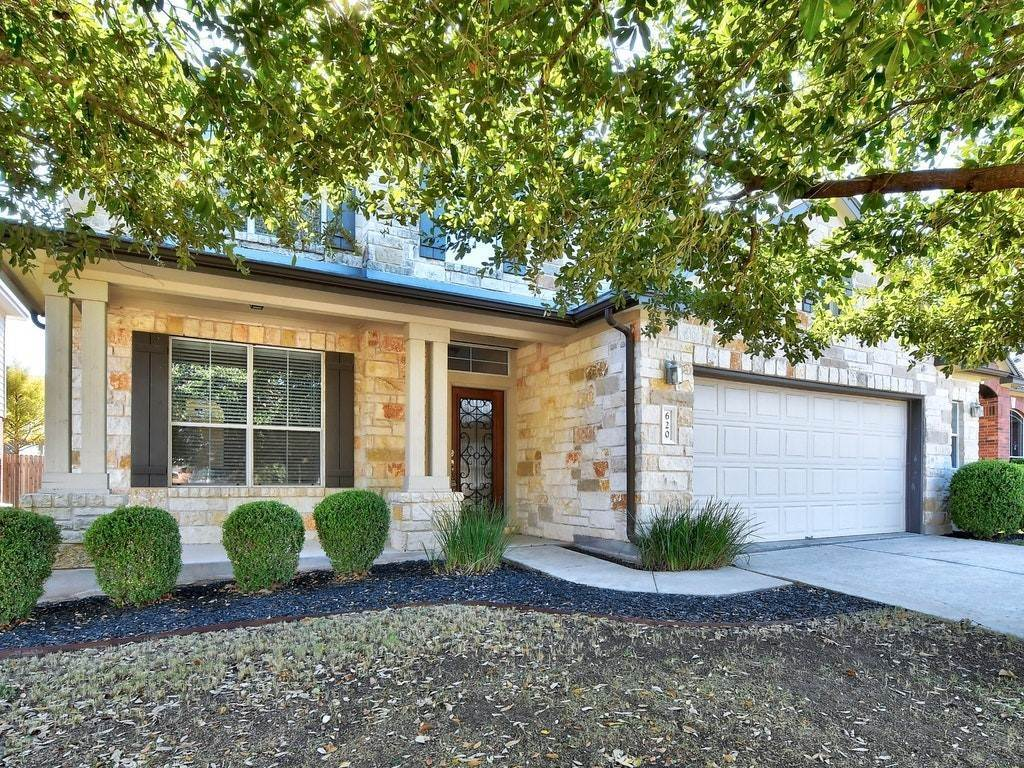 Residential Lease at 620 Middle CreekDrive Buda, Texas 78610 United States