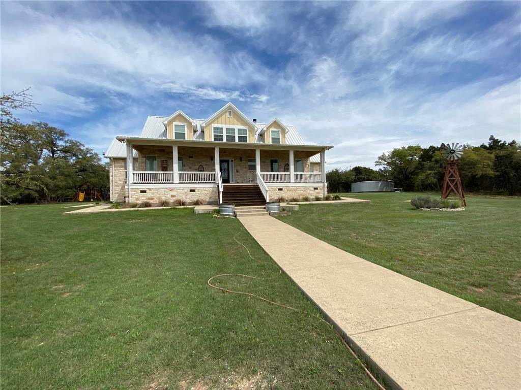 Residential for Sale at 290 EsperanzaTrail Johnson City, Texas 78636 United States