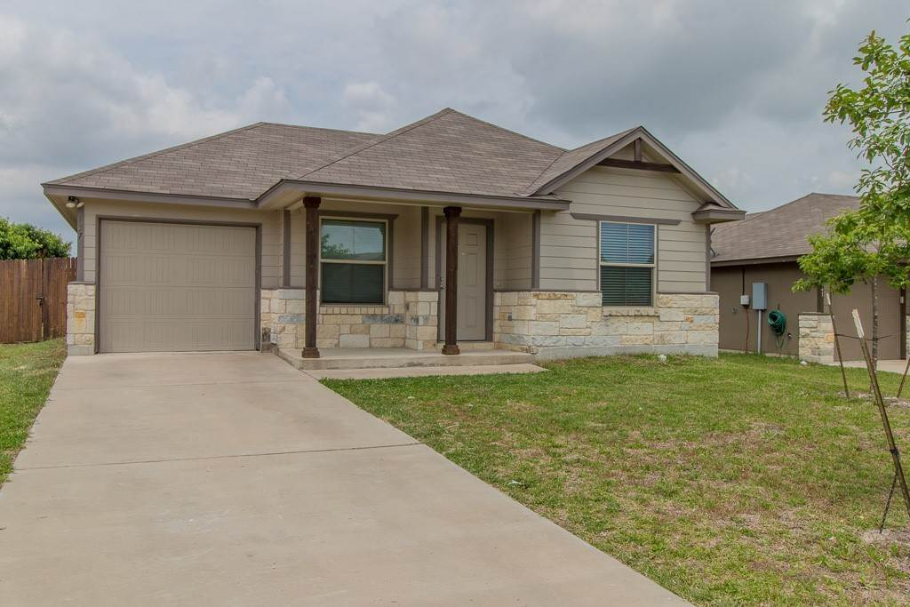 Residential Lease at 137 SoapstoneDrive Jarrell, Texas 76537 United States