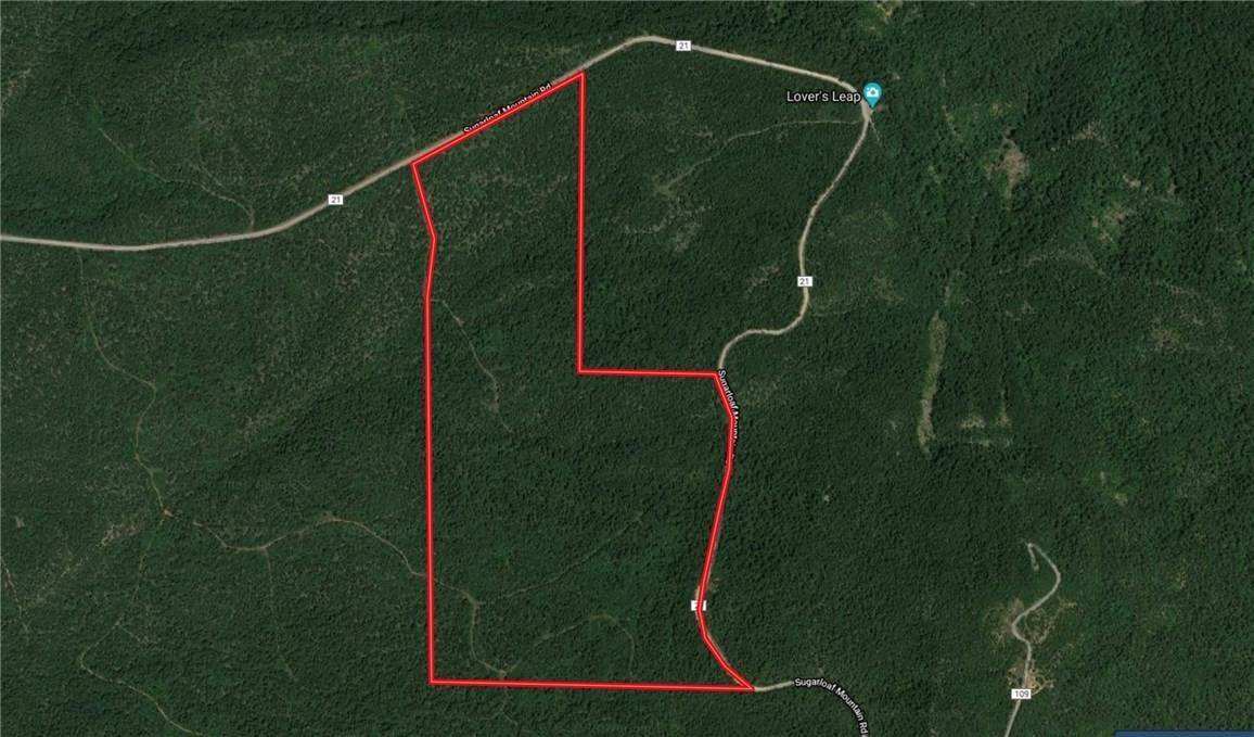 Terreno por un Venta en TBD 135 Acres Sugarloaf Mountain Road TBD 135 Acres Sugarloaf Mountain Road Midland, Arkansas 72945 Estados Unidos