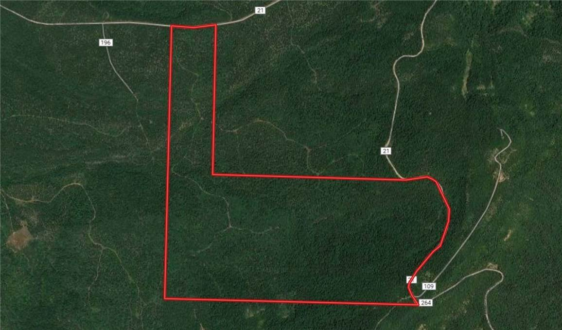 Terreno por un Venta en TBD 350 Acres Sugarloaf Mountain Road Midland, Arkansas 72945 Estados Unidos