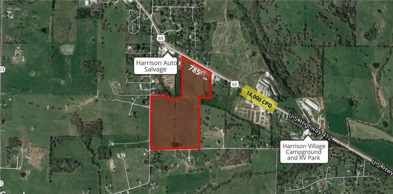 Land for Sale at 1766 US-65 Business Harrison, Arkansas 72601 United States