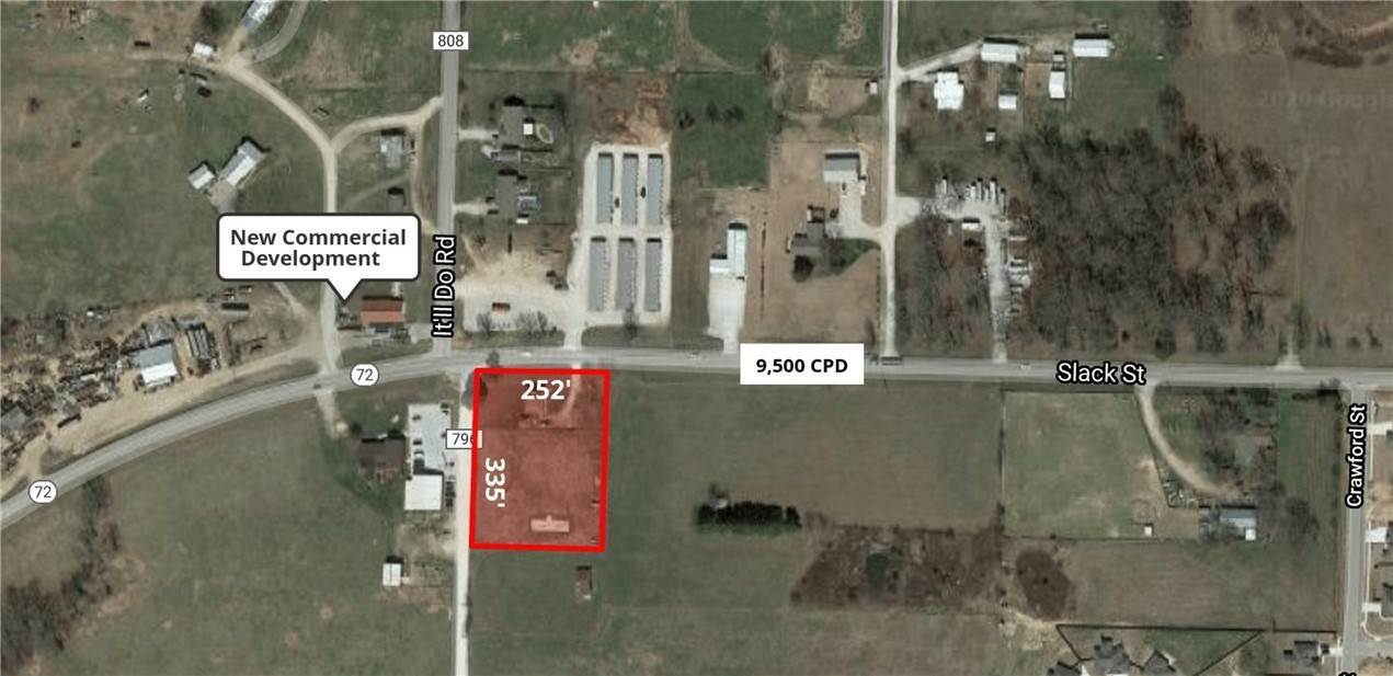 Commercial for Sale at 2103 Slack Street Pea Ridge, Arkansas 72751 United States