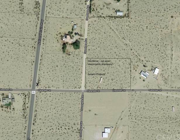 Land for Sale at Sweetpea Avenue Oro Grande, California 92368 United States