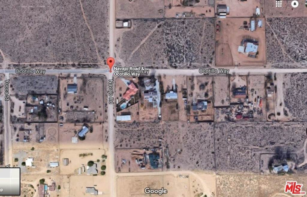 Land for Sale at OCOTILLO Way Apple Valley, California 92308 United States