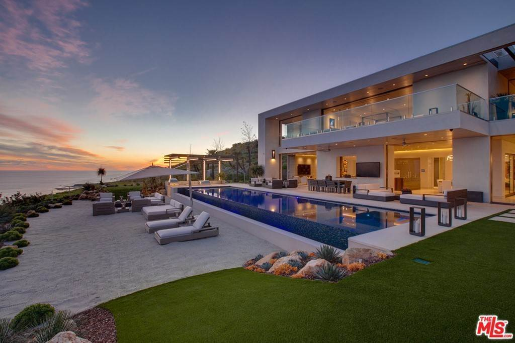 Residential for Sale at CARBON BEACH Terrace Malibu, California 90265 United States