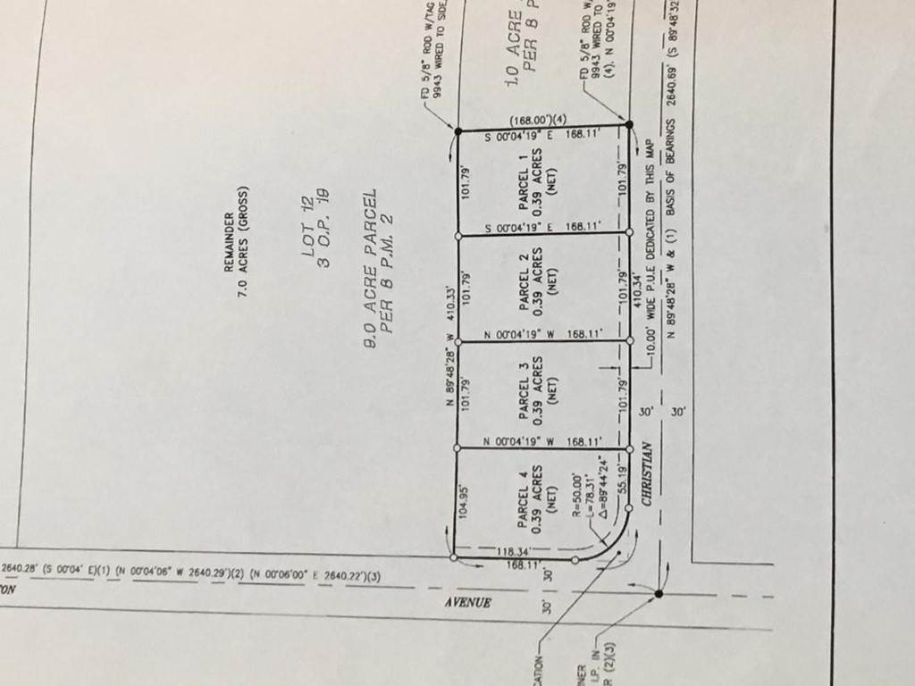 Land for Sale at Christian Street Dos Palos, California 93620 United States
