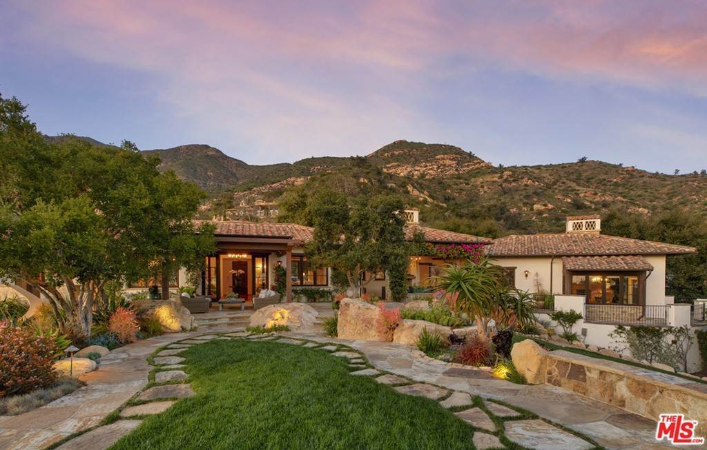 Residential for Sale at OAK CREEK CANYON Road Montecito, California 93108 United States