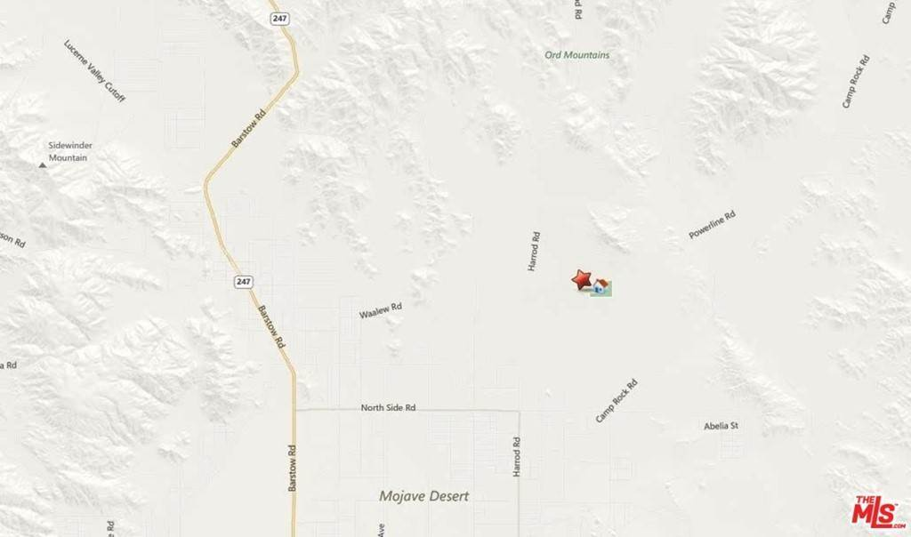 Land for Sale at powerline Road Lucerne Valley, California 92356 United States
