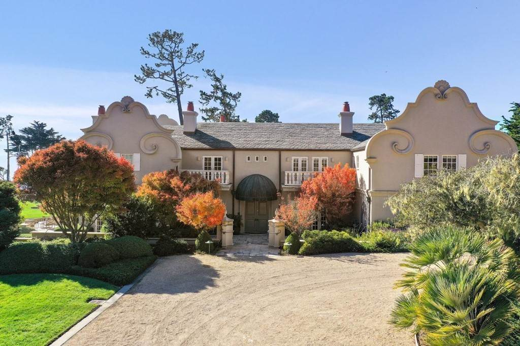 Residential for Sale at 17 Mile Drive Pebble Beach, California 93953 United States