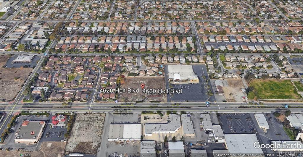 Land for Sale at Holt Boulevard Montclair, California 91763 United States