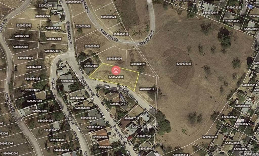 Land for Sale at Onyx Drive Los Angeles, California 90032 United States