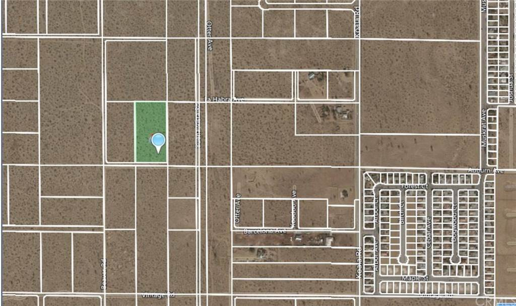 Land for Sale at Auburn El Mirage, California 92301 United States