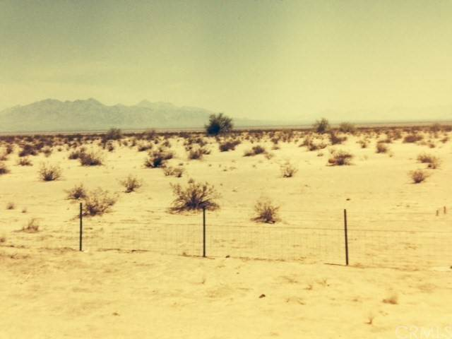 Land for Sale at Paled Dunes Dr,/Ford Dry Lake Road Desert Center, California 92239 United States