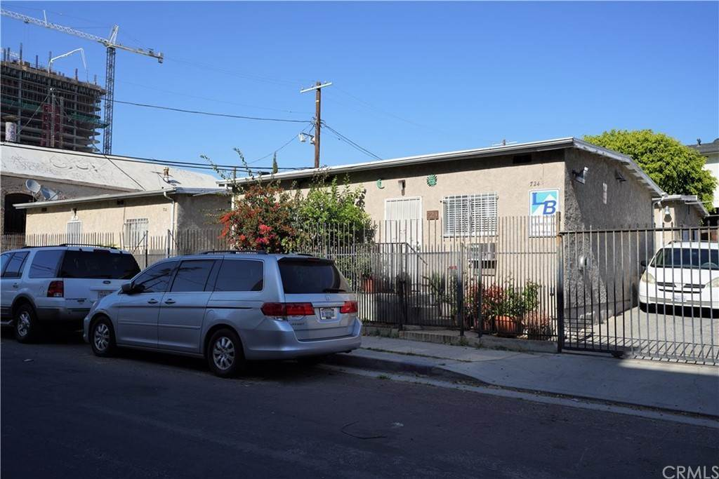 5. Residential Income for Sale at Leeward Avenue Los Angeles, California 90005 United States