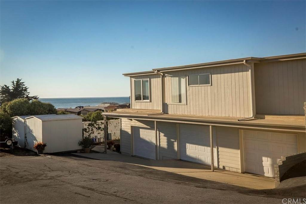 Residential Income for Sale at Ocean Boulevard Cayucos, California 93430 United States