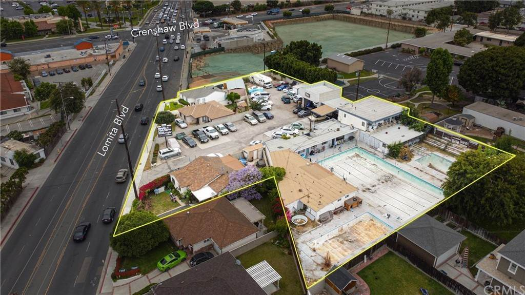 Commercial for Sale at Lomita Boulevard Lomita, California 90717 United States