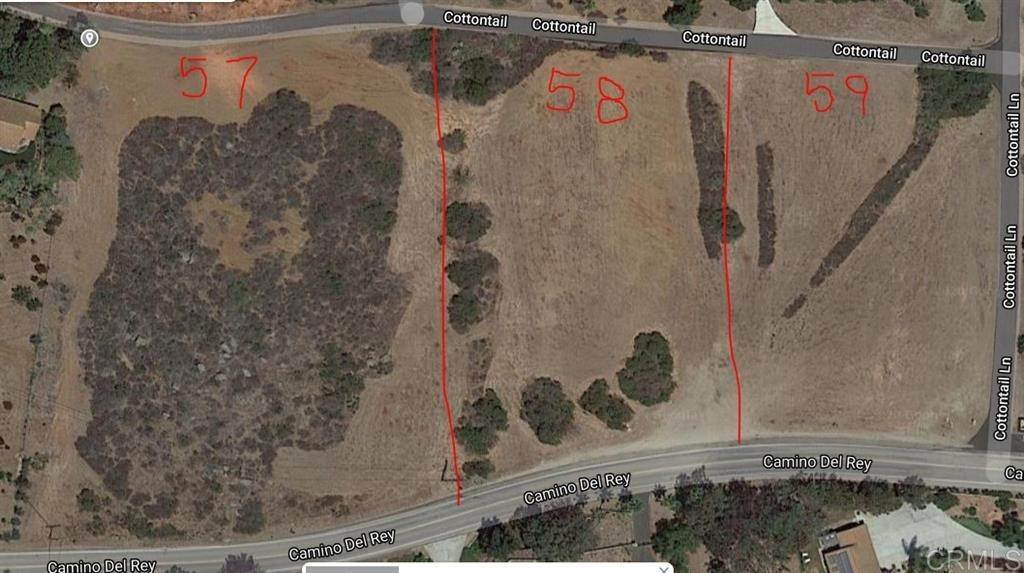 Land for Sale at Camino Del Rey Bonsall, California 92003 United States