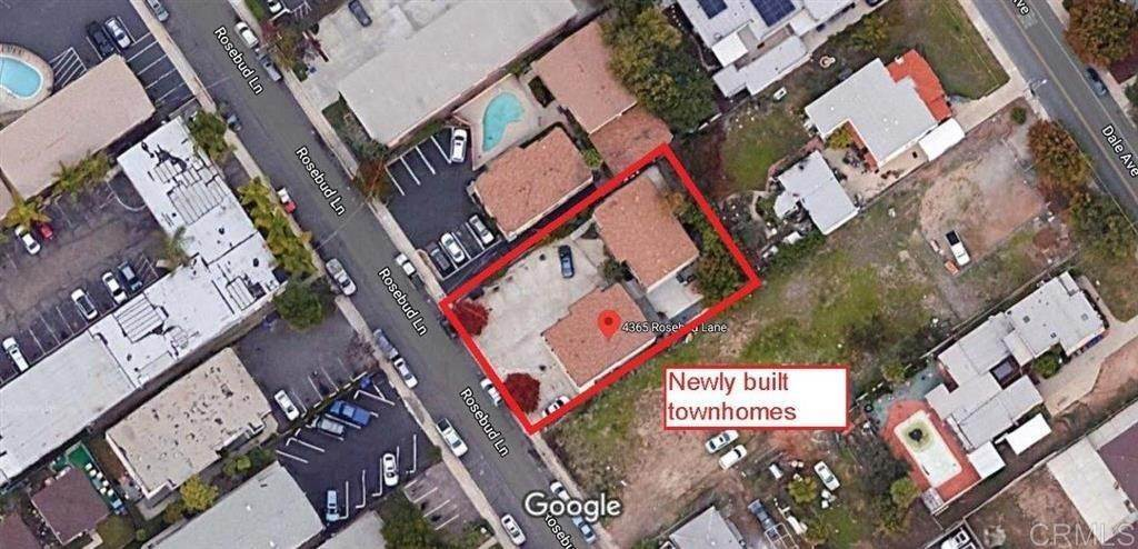 Commercial for Sale at 69 Rosebud Lane La Mesa, California 91941 United States