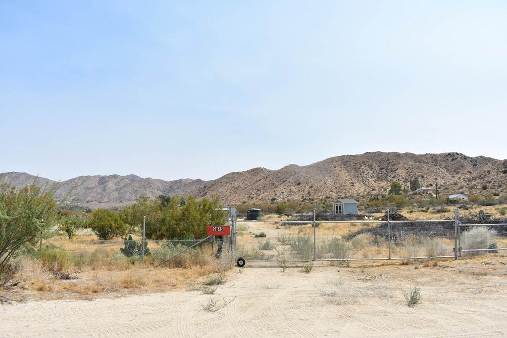 Terreno por un Venta en Sundown Trail Morongo Valley, California 92256 Estados Unidos