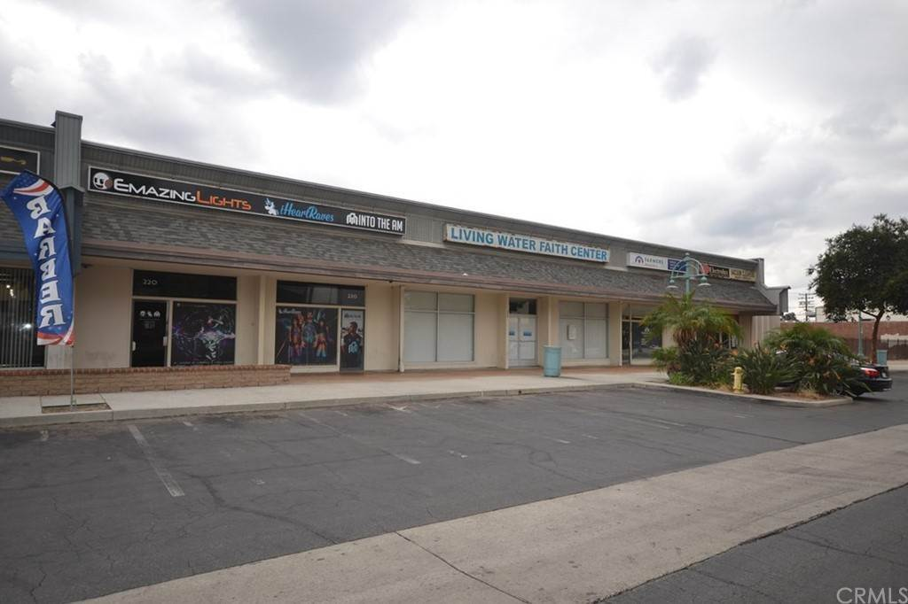 Commercial at S Glendora Avenue West Covina, California 91790 United States