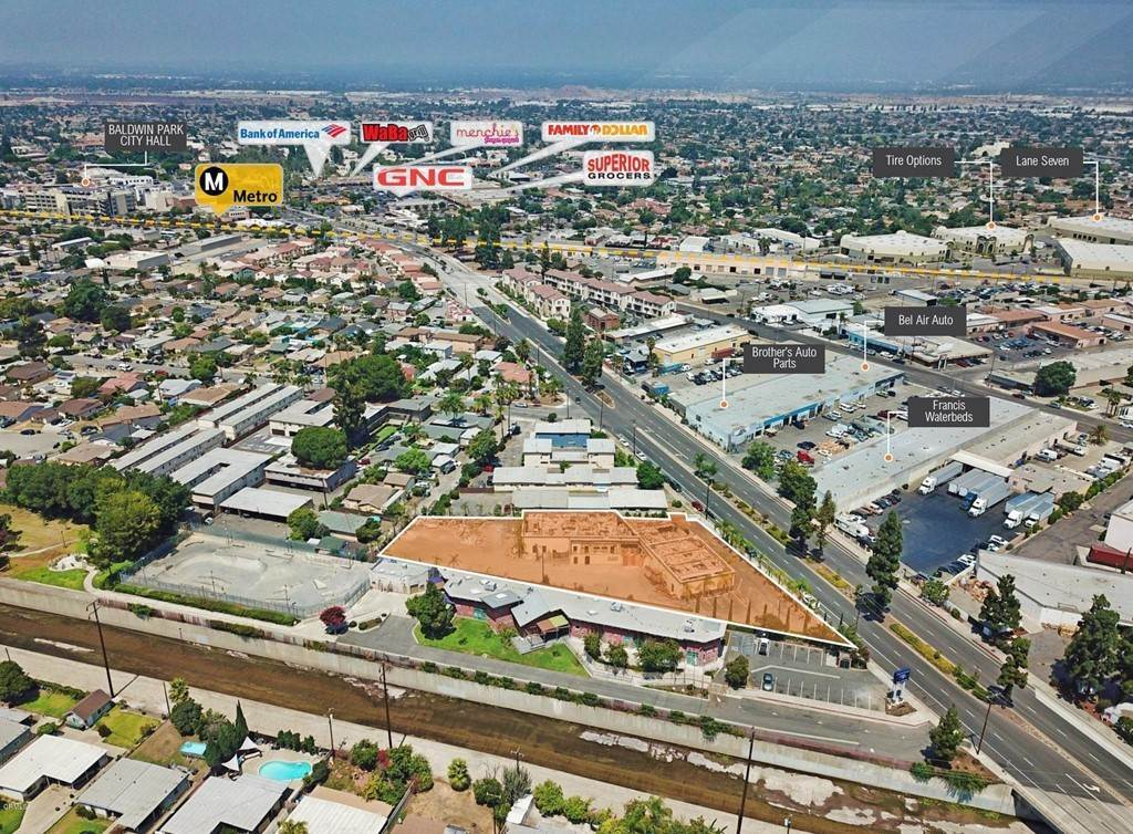 Land for Sale at Badillo Street Baldwin Park, California 91706 United States