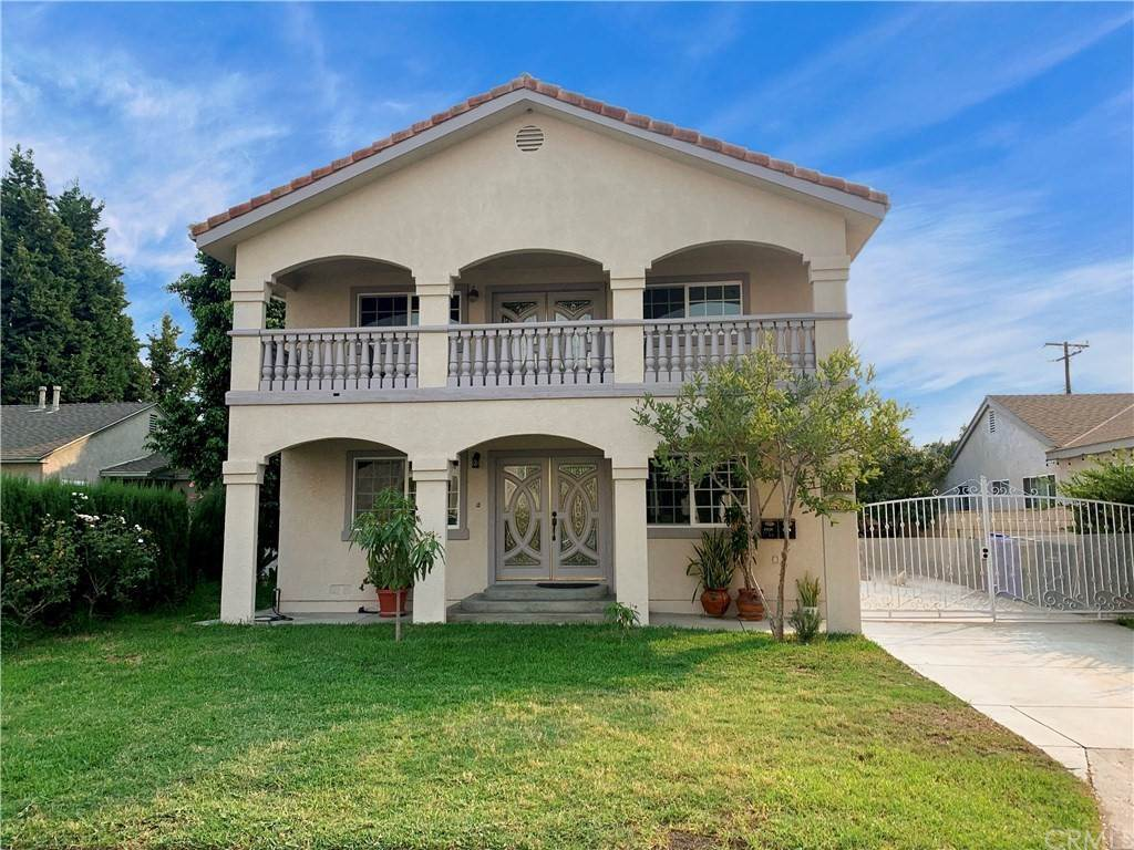 Residential Income for Sale at Manatee Street Downey, California 90241 United States