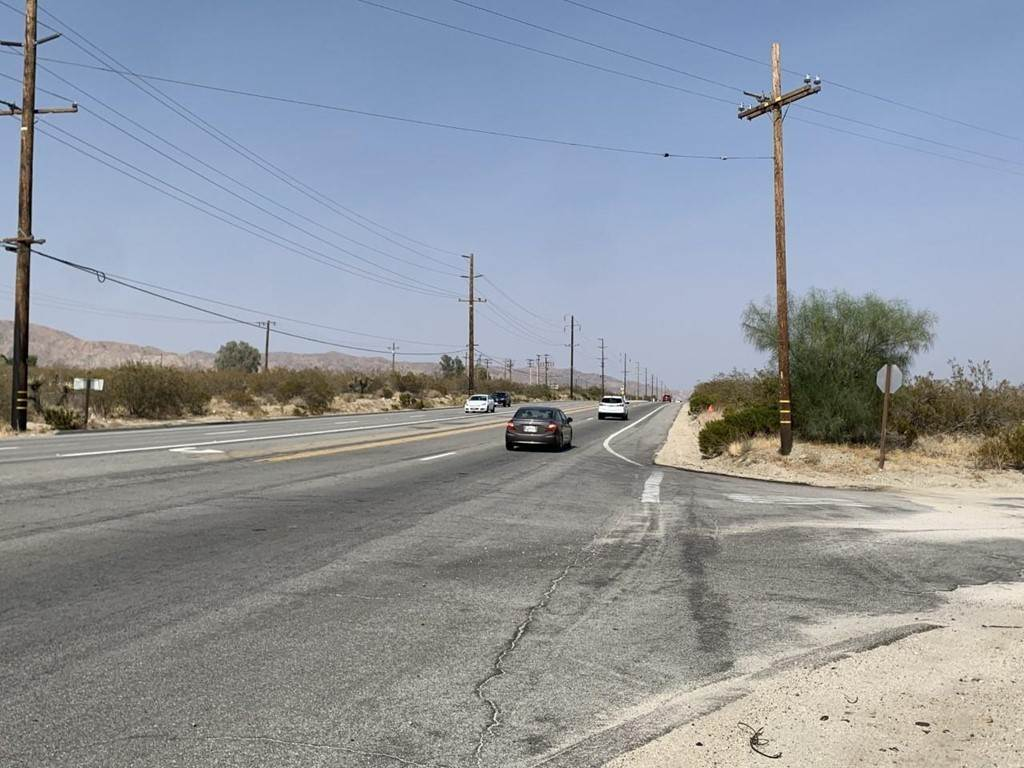 Terreno por un Venta en Twentynine Palms Highway Morongo Valley, California 92256 Estados Unidos