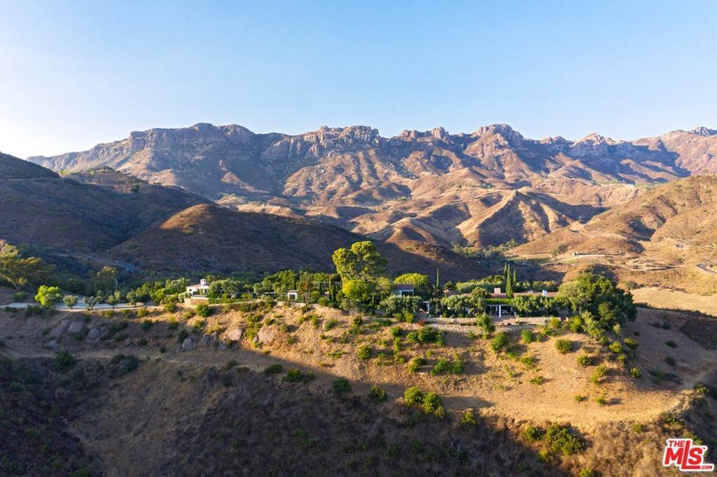 Residential for Sale at COTHARIN Road Malibu, California 90265 United States
