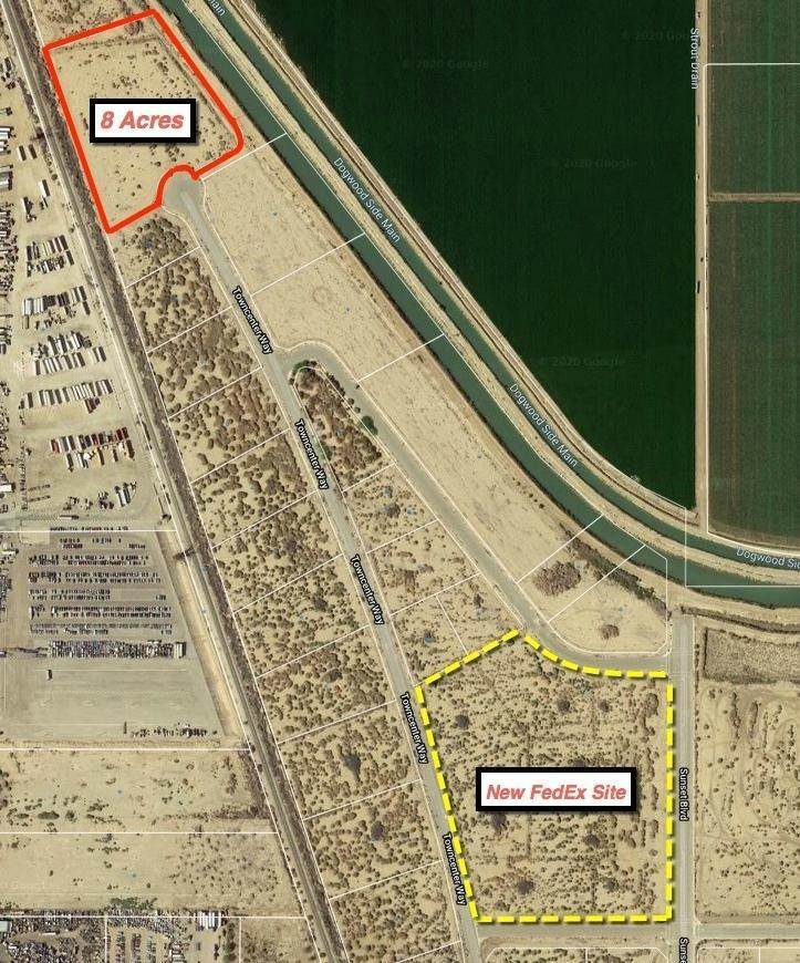 Terreno por un Venta en Towncenter Way Calexico, California 92231 Estados Unidos
