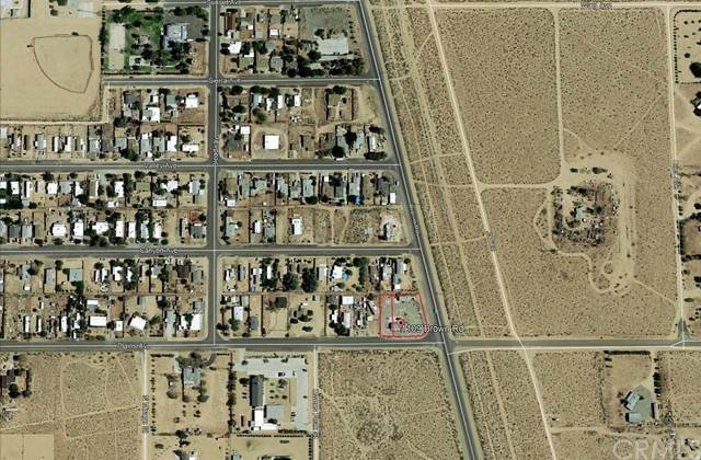 Land for Sale at N Brown Road Inyokern, California 93527 United States