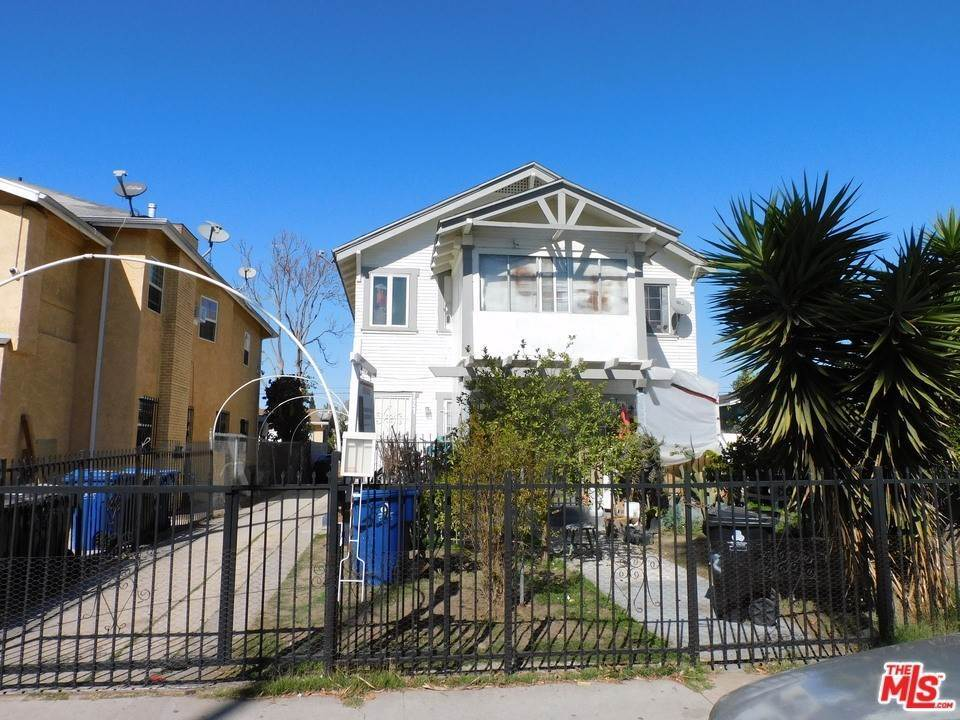 14. Residential Income for Sale at W 46Th Street Los Angeles, California 90037 United States