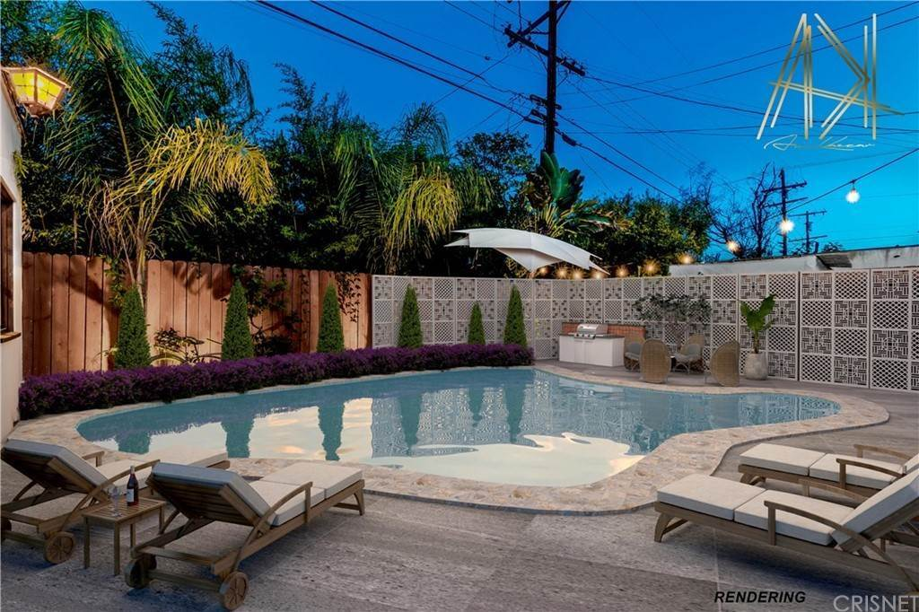 Residential Income for Sale at N Mansfield Avenue Hollywood, California 90038 United States