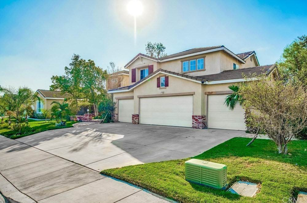 Residential for Sale at Mark Twain Court Eastvale, California 92880 United States