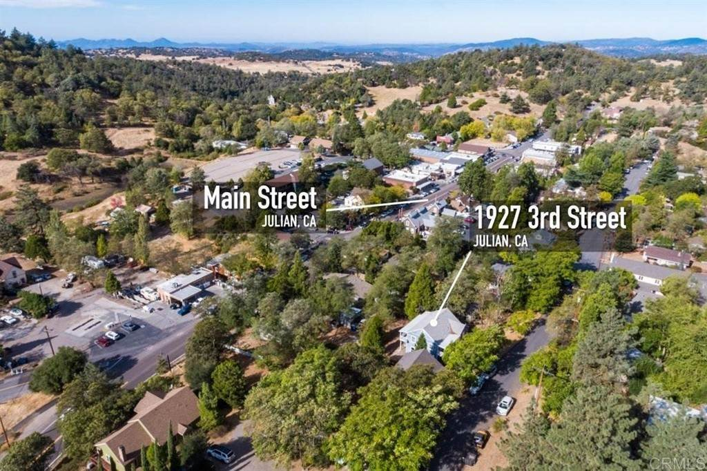 Residential Income for Sale at 29 3rd Street Julian, California 92036 United States