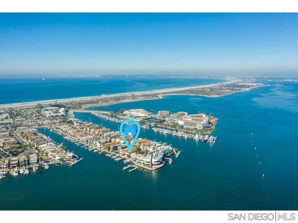 Residencial por un Venta en The Point Coronado, California 92118 Estados Unidos