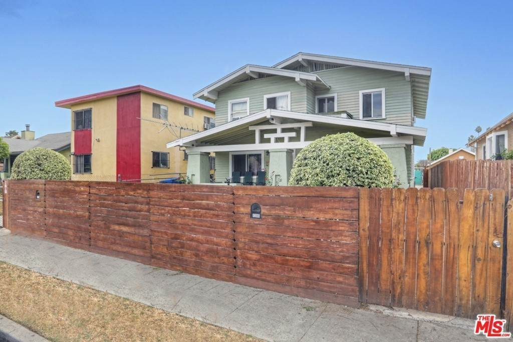 Residential Income for Sale at W 38Th Street Los Angeles, California 90062 United States