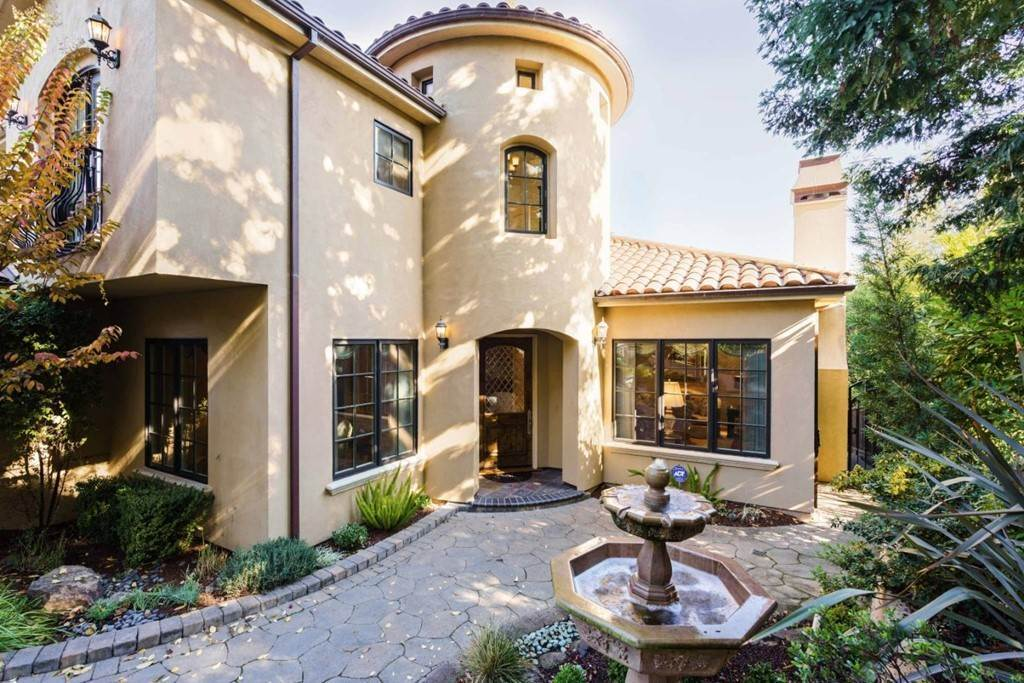 Residential for Sale at Elizabeth Street San Carlos, California 94070 United States