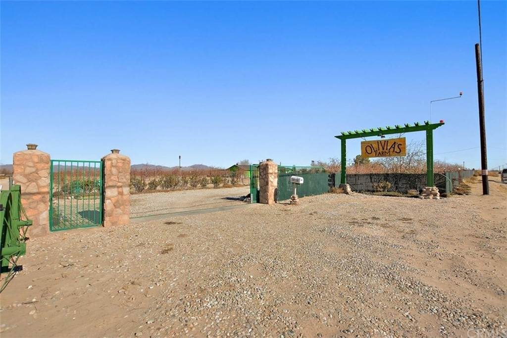 Residential for Sale at Old Woman Springs Road Lucerne Valley, California 92356 United States