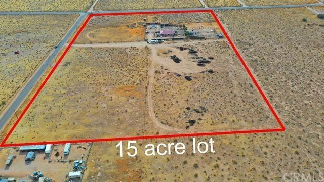 Residential for Sale at Meridian Road Lucerne Valley, California 92356 United States