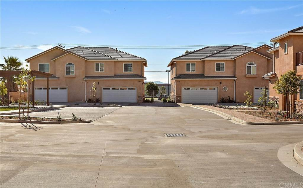 Residential Income for Sale at E Harvard Place Ontario, California 91764 United States