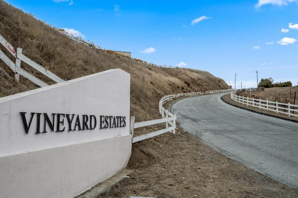 Residential for Sale at Vineyard Estates Drive Hollister, California 95023 United States