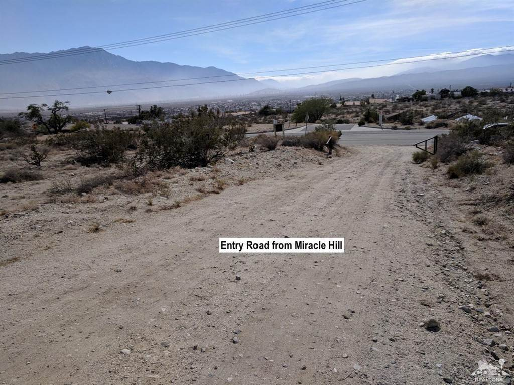 Land for Sale at Acres Miracle Hill Desert Hot Springs, California 92240 United States