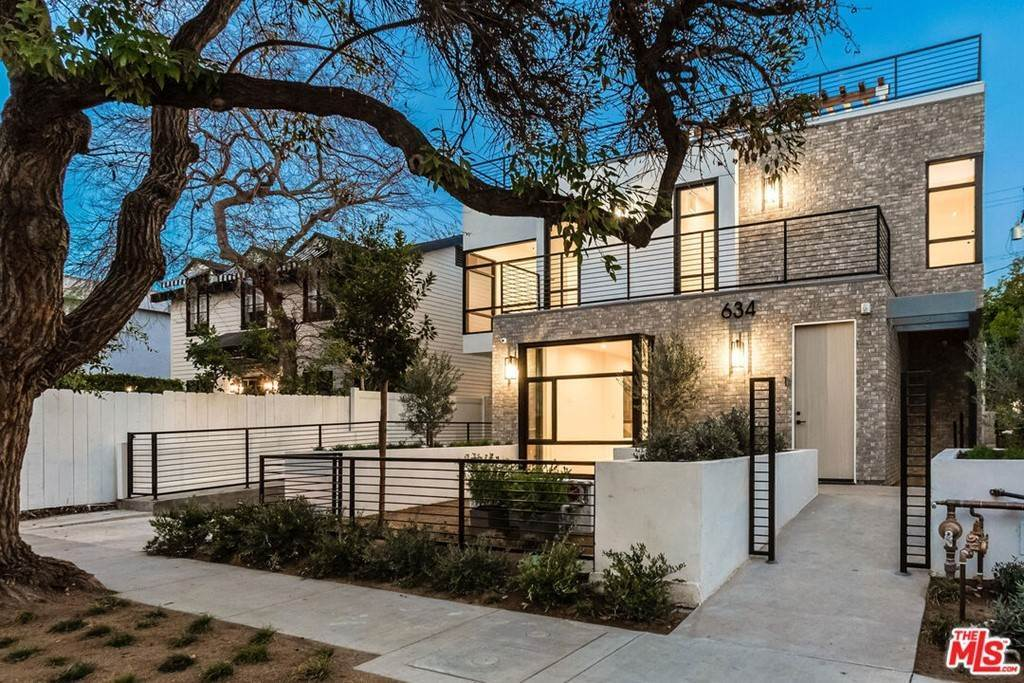 Residential Income for Sale at Huntley Drive West Hollywood, California 90069 United States