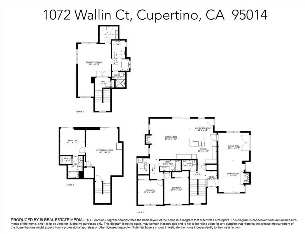 Residential for Sale at Wallin Court Cupertino, California 95014 United States